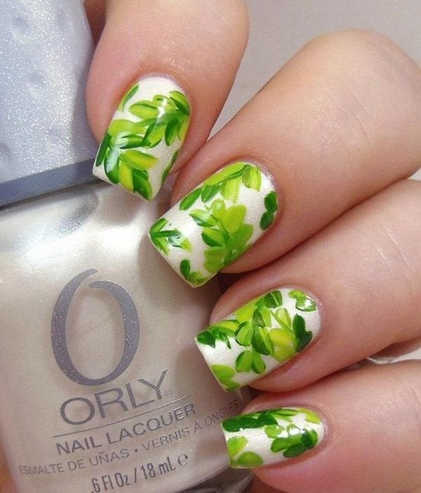 summer nail art ideas to brighten your mood | Manicure | Pinterest ...