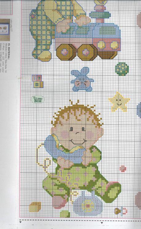 Gallery.ru / Фото #193 - el libro del bebé - geminiana