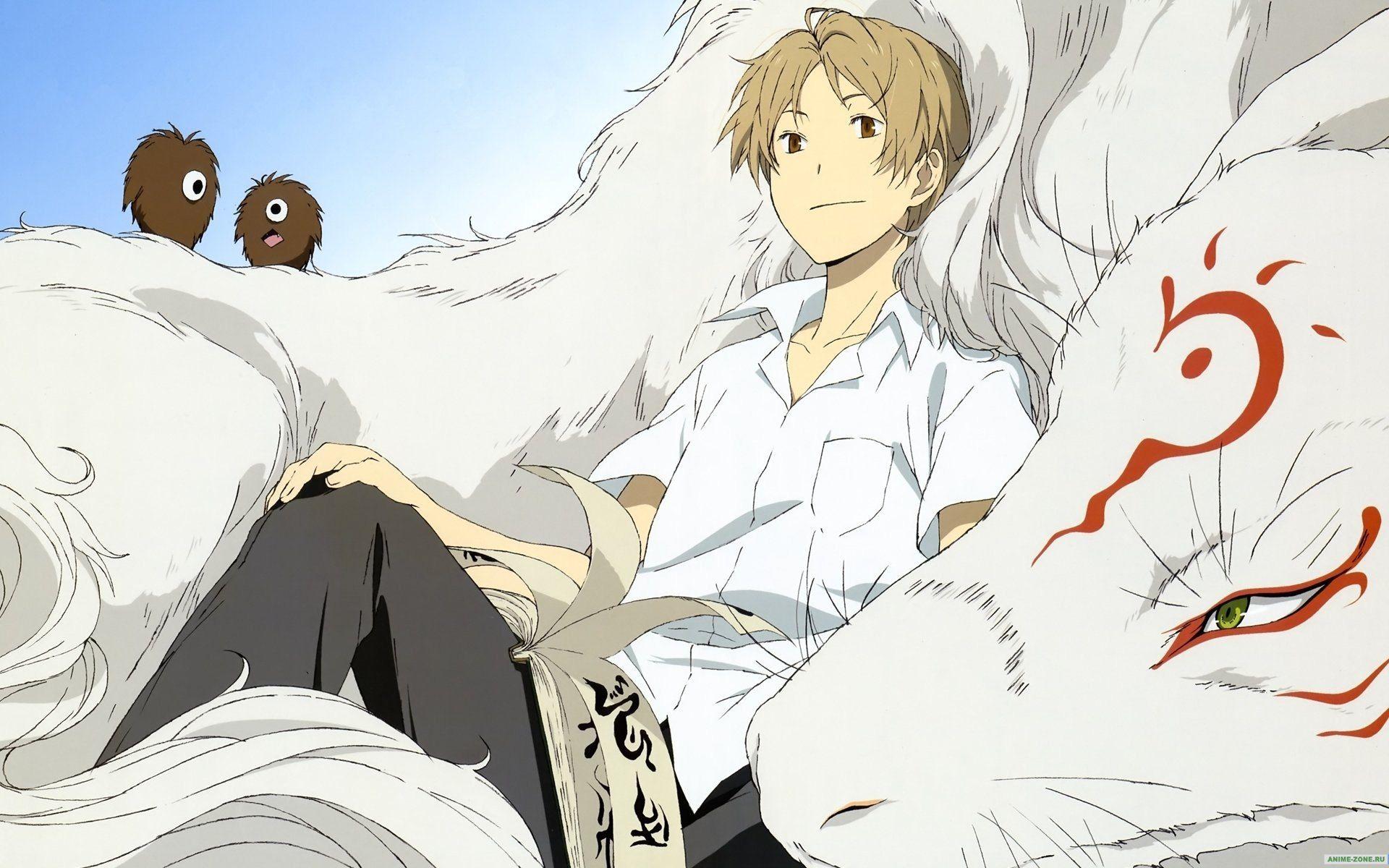 Natsume's Book of Friends: Takashi Natsume ile ilgili görsel sonucu