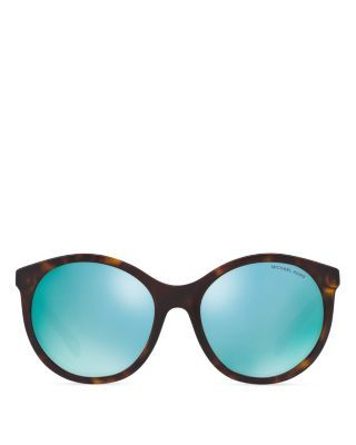66a4f8211f MICHAEL KORS Island Tropics Round Sunglasses