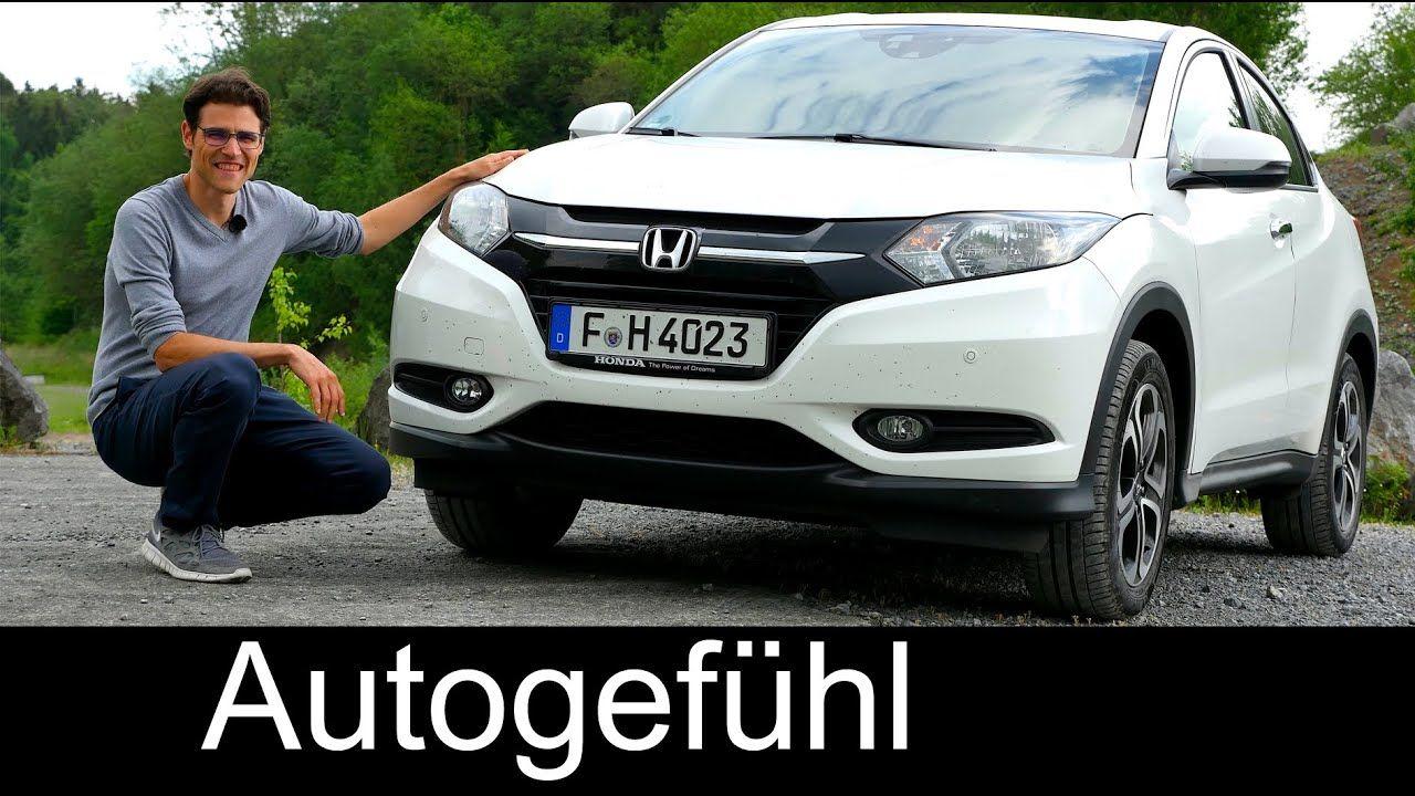 Honda HR-V Vezel FULL REVIEW test driven all-new neu SUV ...