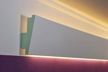 Stuckprofile Fur Indirekte Beleuchtung Wdml 65b Pr Indirekte Beleuchtung Beleuchtung Beleuchtung Wohnzimmer