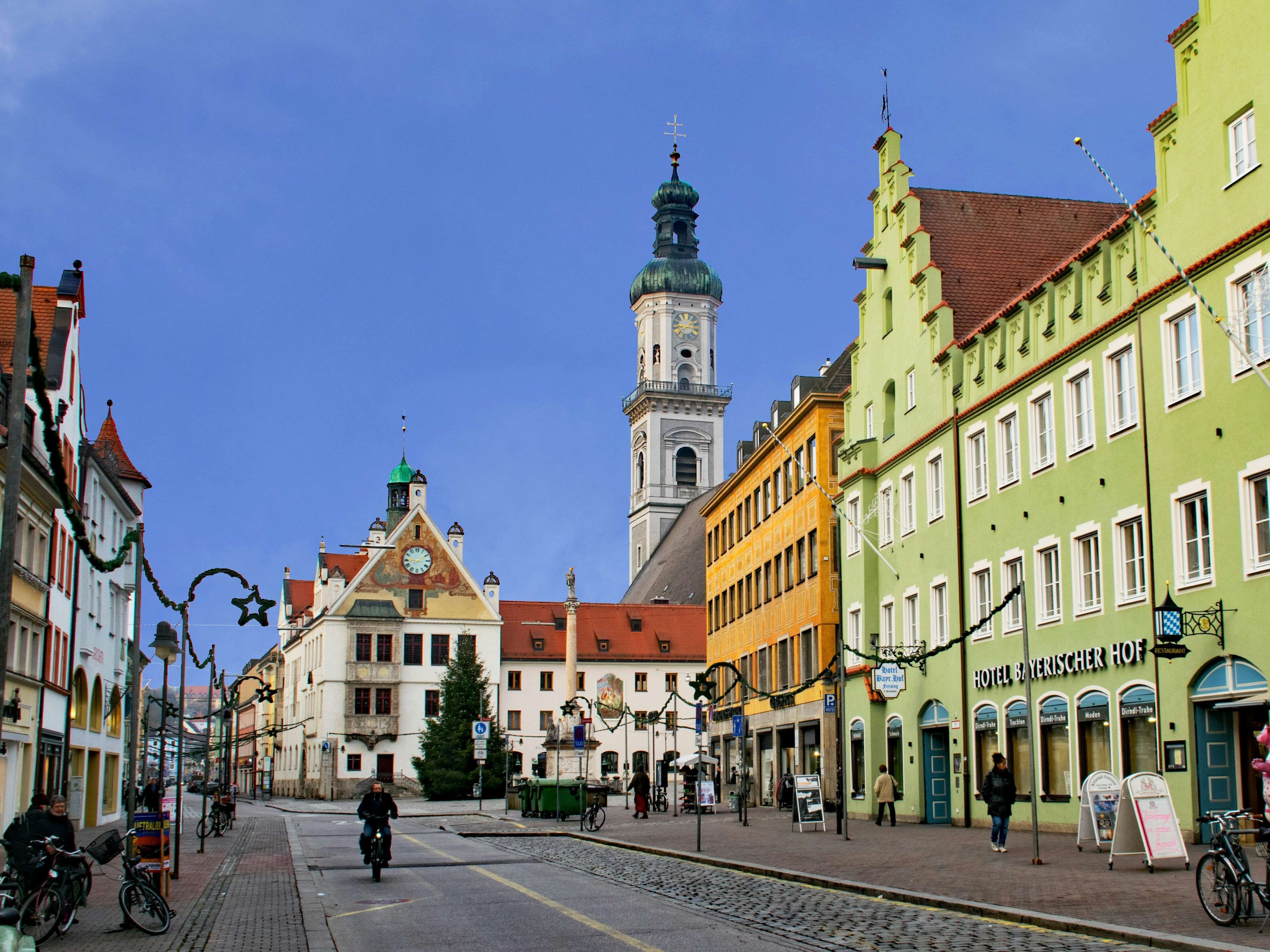 Freising Trip Germany Places Of Interest