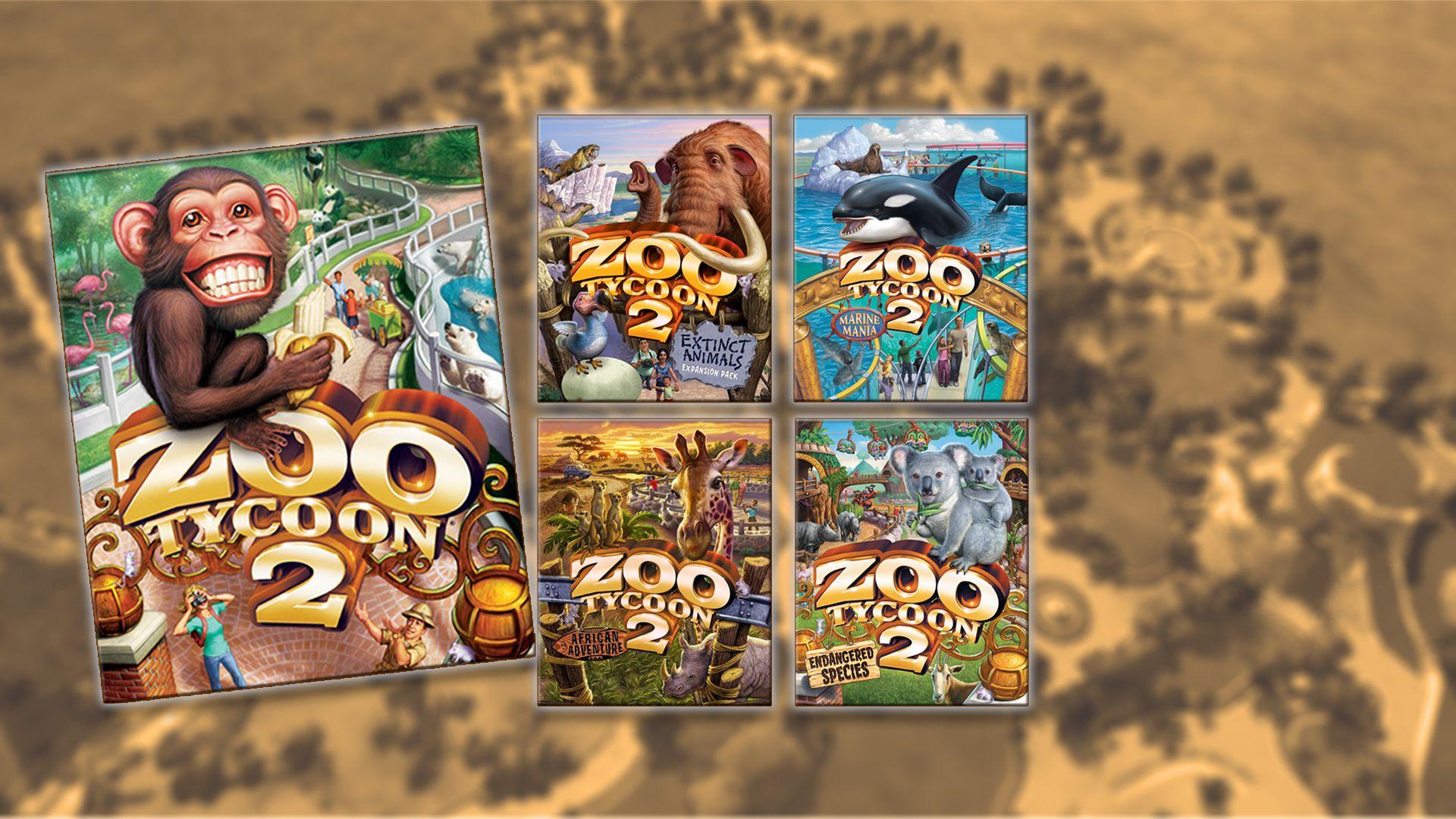 16++ Zoo tycoon 2 extinct animals images
