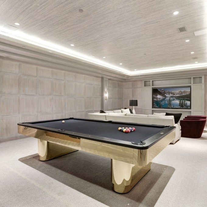 Washington d c 39 s most expensive home is on the market - Most expensive pool table ...