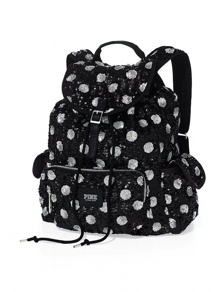 Victoria's Secret PINK Backpack | Accessories | Pinterest ...