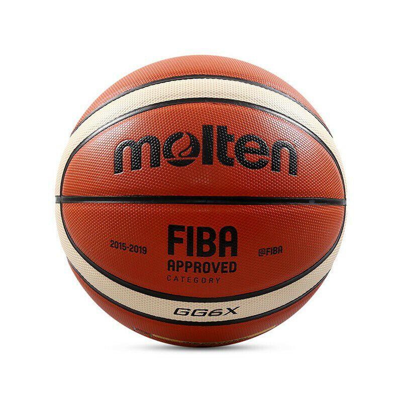 Advertisement Ebay Molten Gg6x Bgg6x Fiba Approved Indoor Outdoor Basketball Women S Size 6 28 5 Basketball Indoor Sports Sports