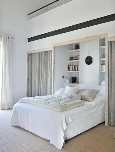 d co chambre 10 dressing fut s dans la chambre parentale d co chambre bedroom pinterest. Black Bedroom Furniture Sets. Home Design Ideas