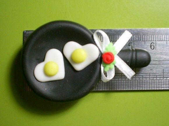 eleiaLembrancinhas para chá de panela, imã de geladeira. R$3,50