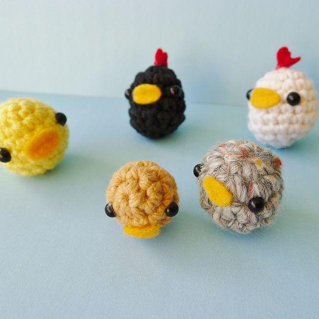 Leftover Chickens by berrysprite, via Flickr