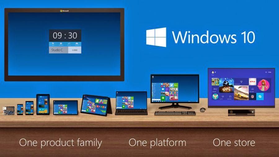 Microsoft will launch Windows 10 in 2015 - BinaryDose