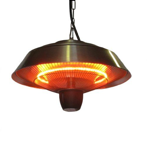 Ener G Hea 21523 Ceiling Patio Heater Patio Heater Ceiling Fan Infrared Heater