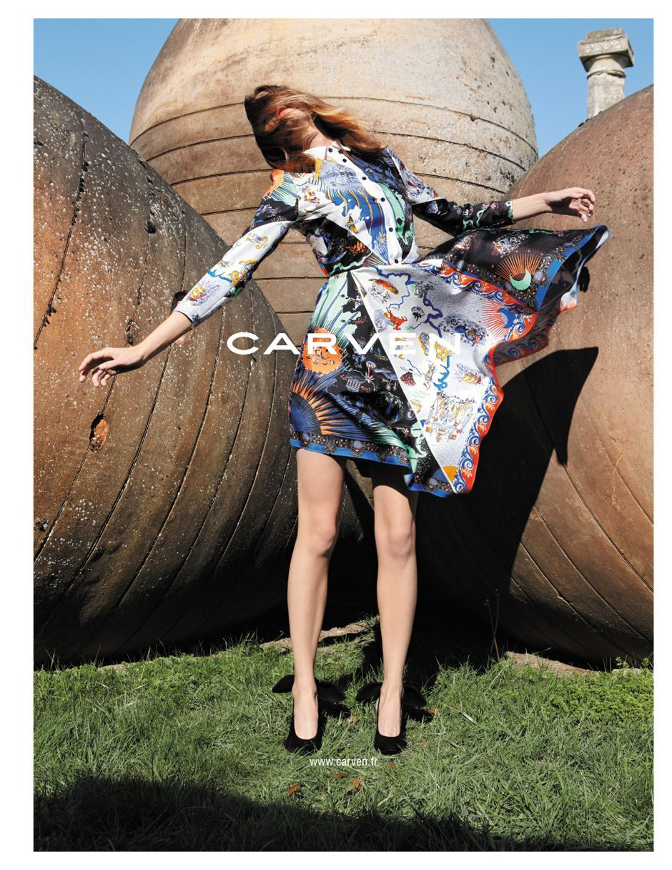 Carven | Campagne Women's Summer 2011