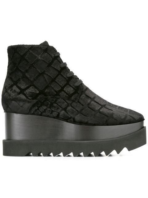 STELLA MCCARTNEY 'Elyse' Boots. #stellamccartney #shoes #boots