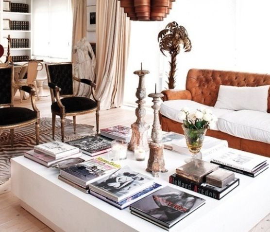 Love me some coffee table books MY LITTLE BUNGALOW Pinterest