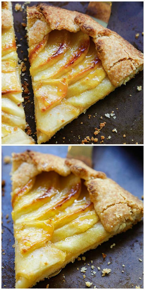 Homemade Apple Hand Pies With Buttery Flaky Pie Crust And A Juicy