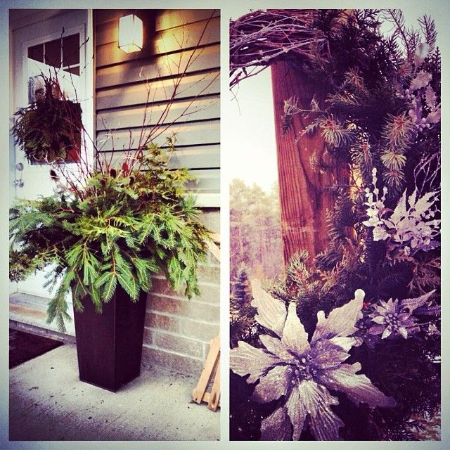 Urns, Wreaths and Swags available by Rustic Retrievals