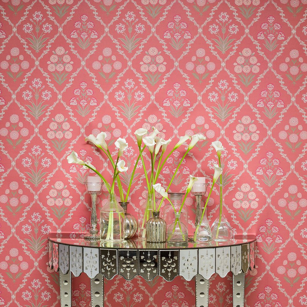 Isfahan U2013 Modern Wallpaper Designs From Nilaya By Asianpaints U2013 Largest  Range Of Home Wallpapers Available Online!