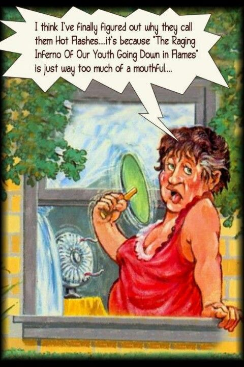 hot flashes meaning