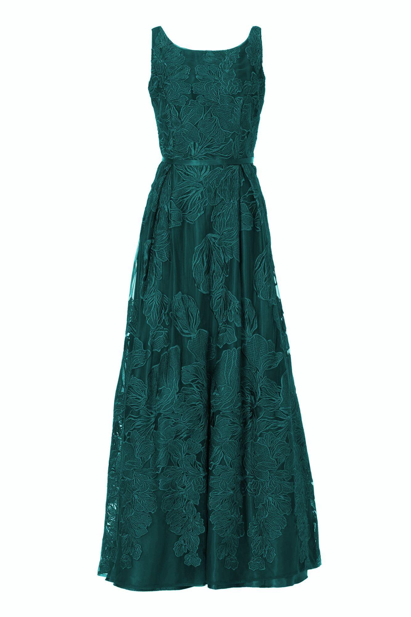 Traumhaftes Kleid aus feinstem Tüll Fließend fallendes Kleid von