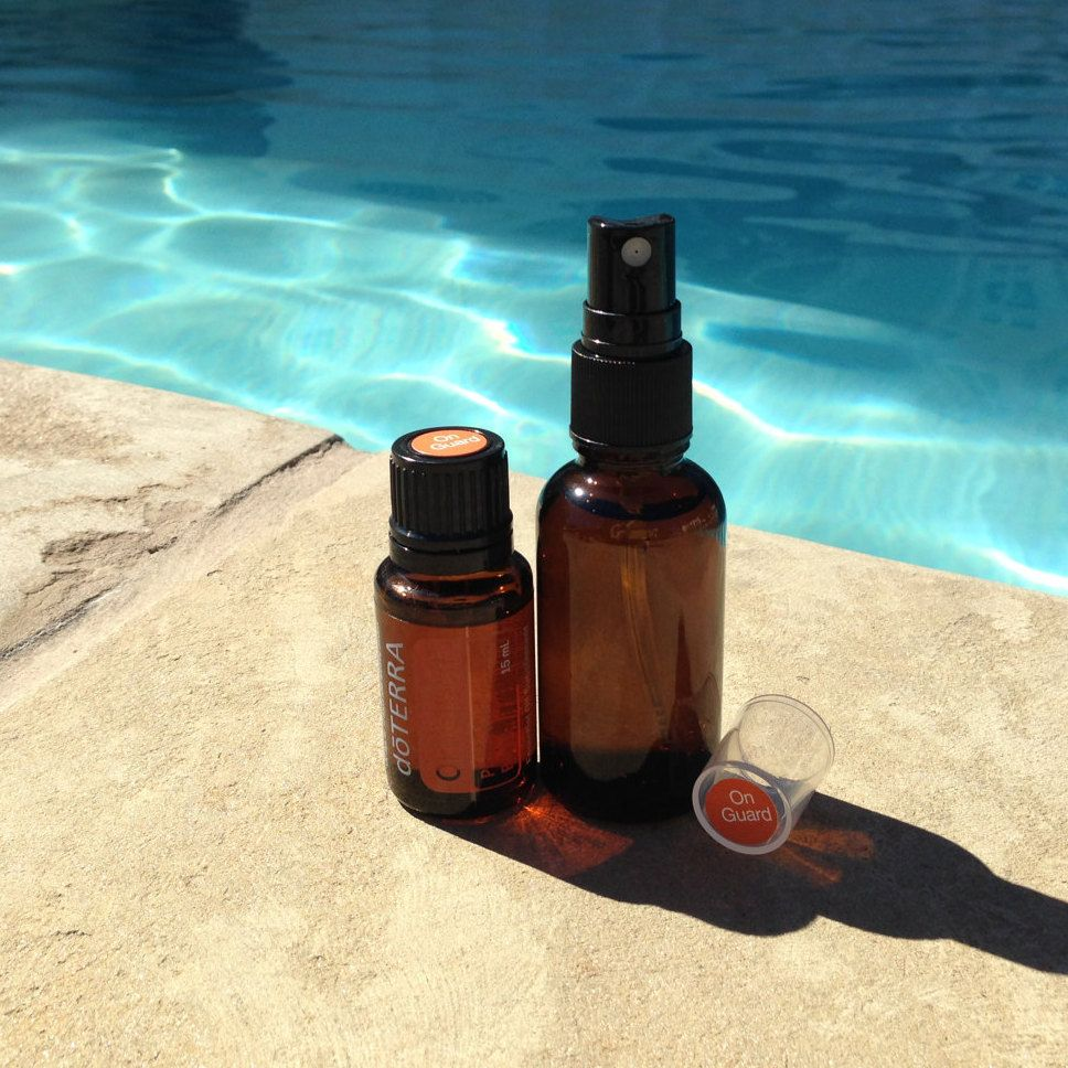 Immunity Boosting Blend Hand Sanitizing Spray Protective Blend