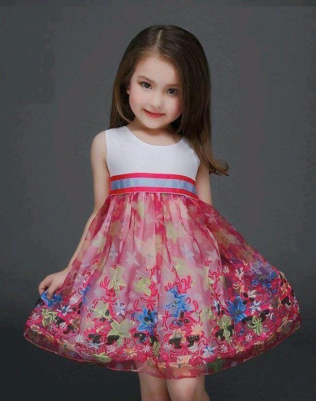 Ideas de vestidos para que las niñas se sientan especiales | Vestido ...