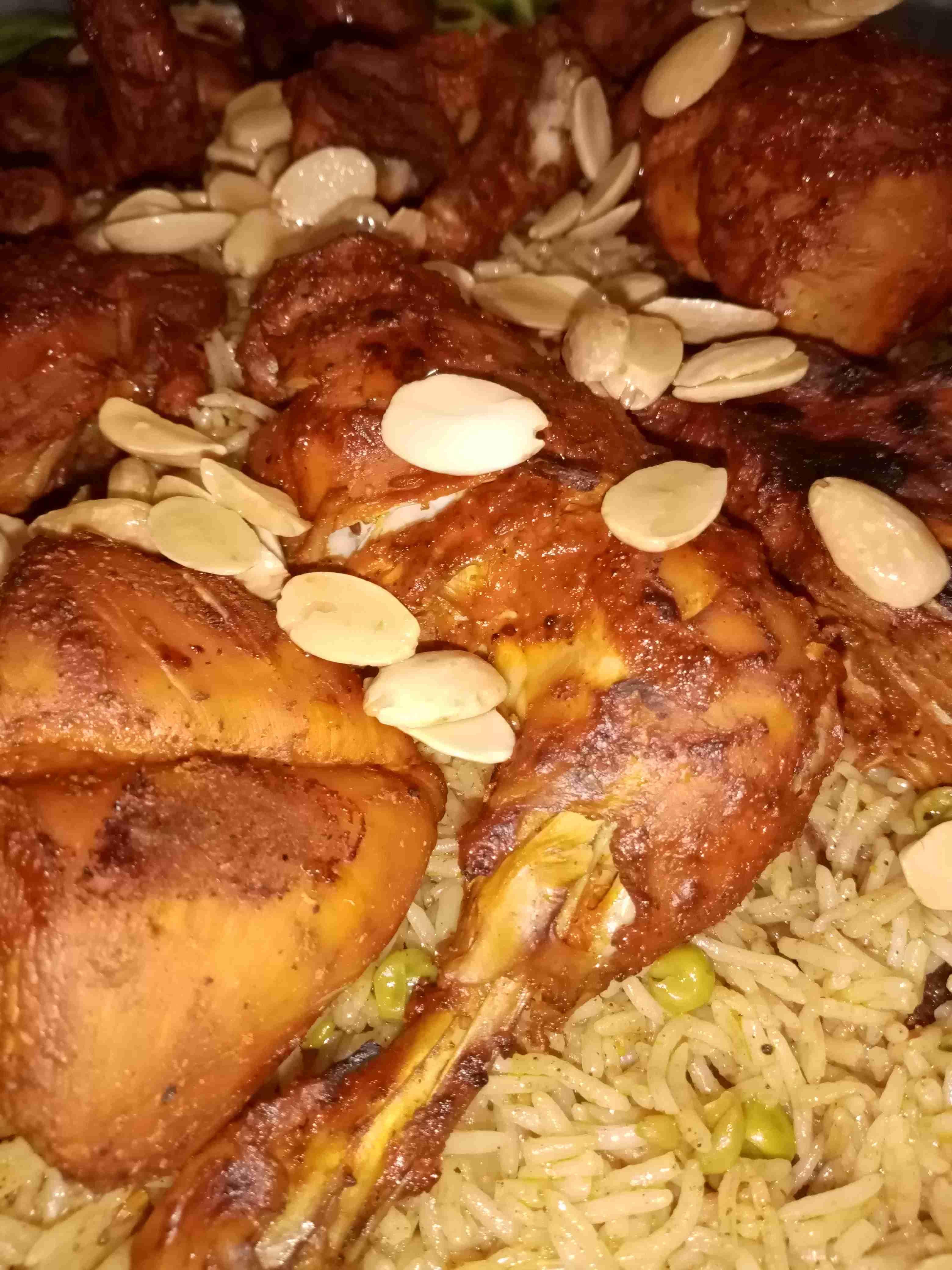 كبسه خليجيه ملكة الأكلات الخليجية زاكي Recipe Cooking Main Dishes Food