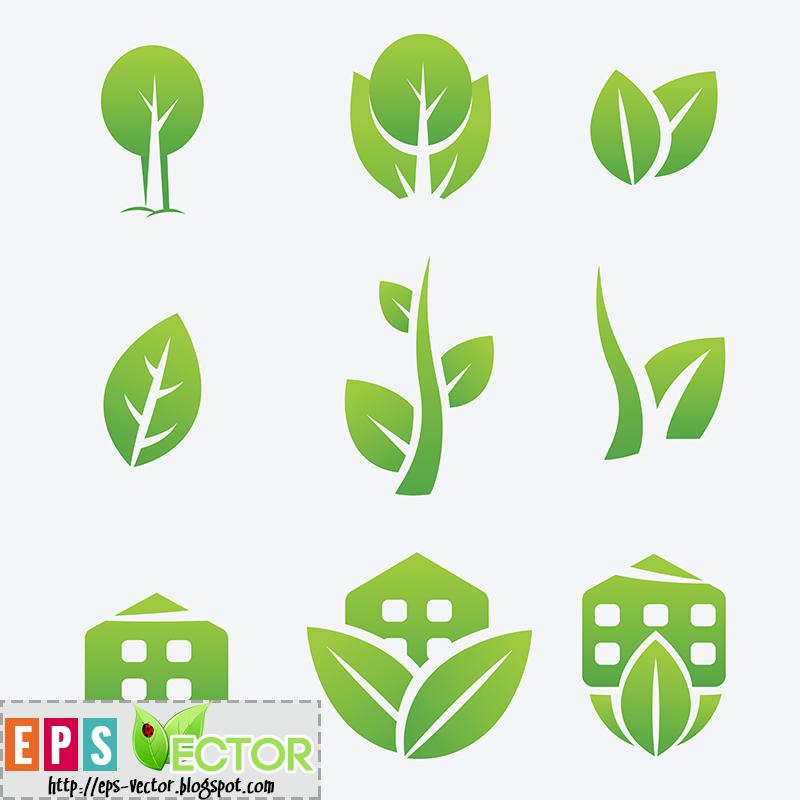 Vector Green Eco Icons Eps Vector Blog Vector Free Butterflies Vector Small Business Logo