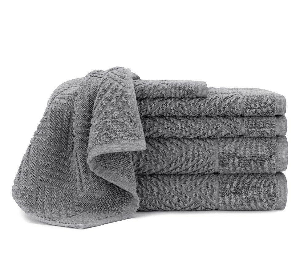 Bath Sheets On Sale Magnificent Jacquard Bars 6 Piece Towel Set  Towels Bath Sheets And Bar Design Inspiration