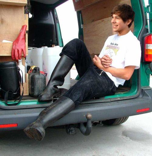 Austin Mahone Lol It S Rubber Boots 4 Me Wellies