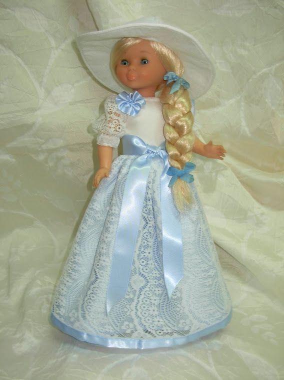 Mis muñequitas bonitas: NANCY DE FAMOSA