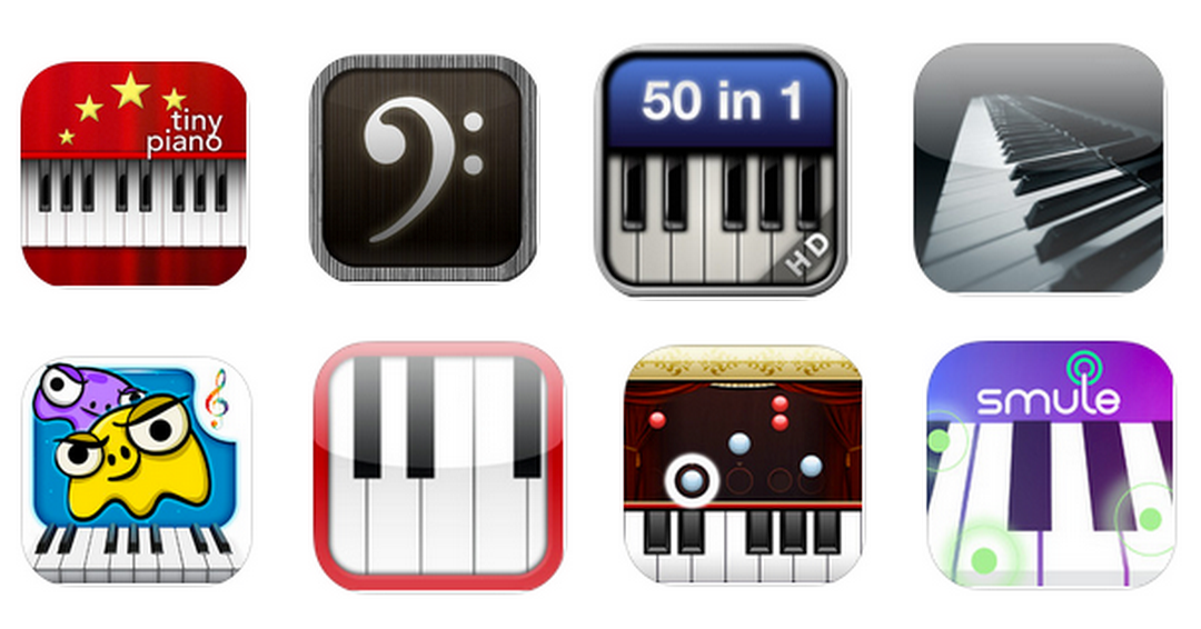 10 Great iPad Apps for Teaching and Learning Piano