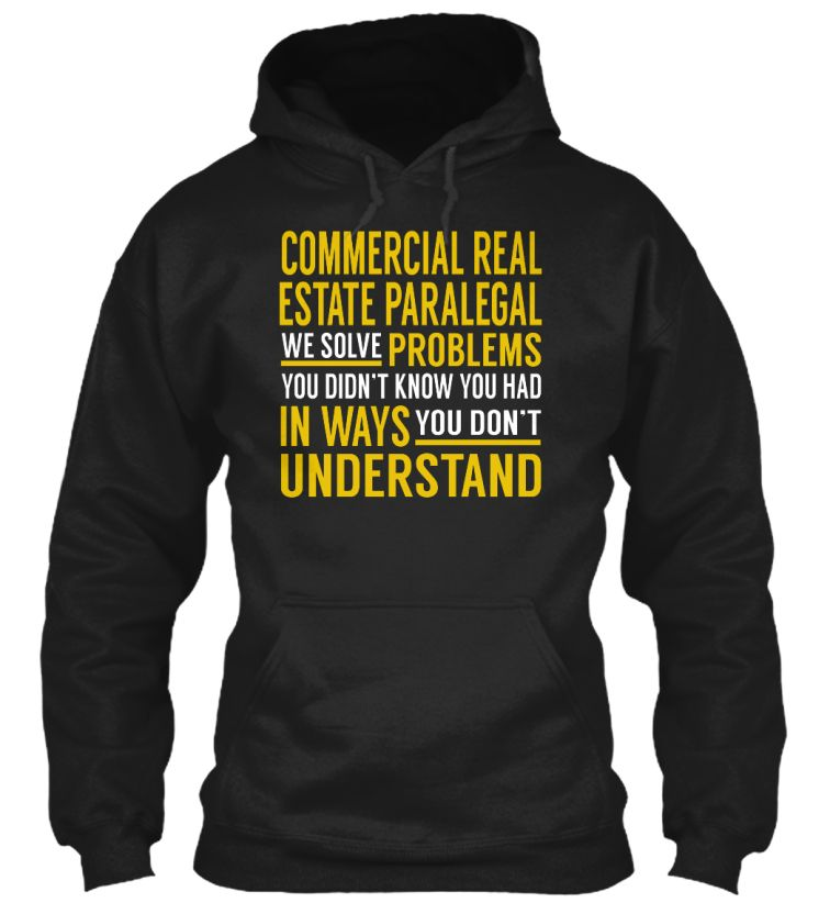 Commercial Real Estate Paralegal #CommercialRealEstateParalegal