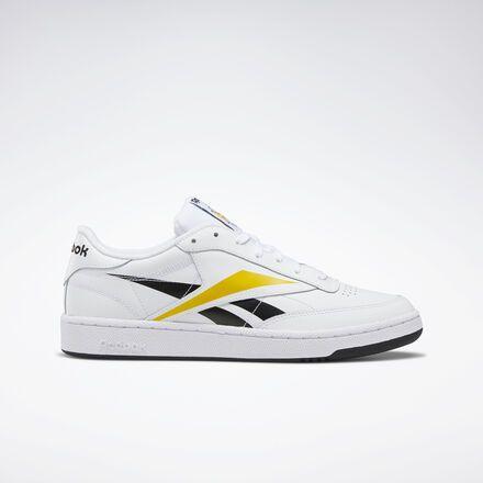 Reebok Shoes Men's Club Classic Vector Shoes in WhiteBlack