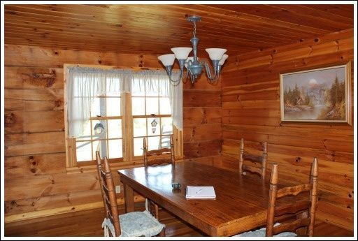 Log Home Decorating - Before and After | http://room-designs-405 ...