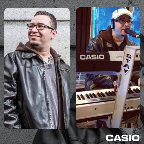 André Calore trabalha como Produtor Musical, arranjador em Studio próprio, além de ter sua banda e também acompanha alguns artistas pelo Brasil e América do Sul.  #CasioTeclados #Endorseer #Músico #AndréCalore