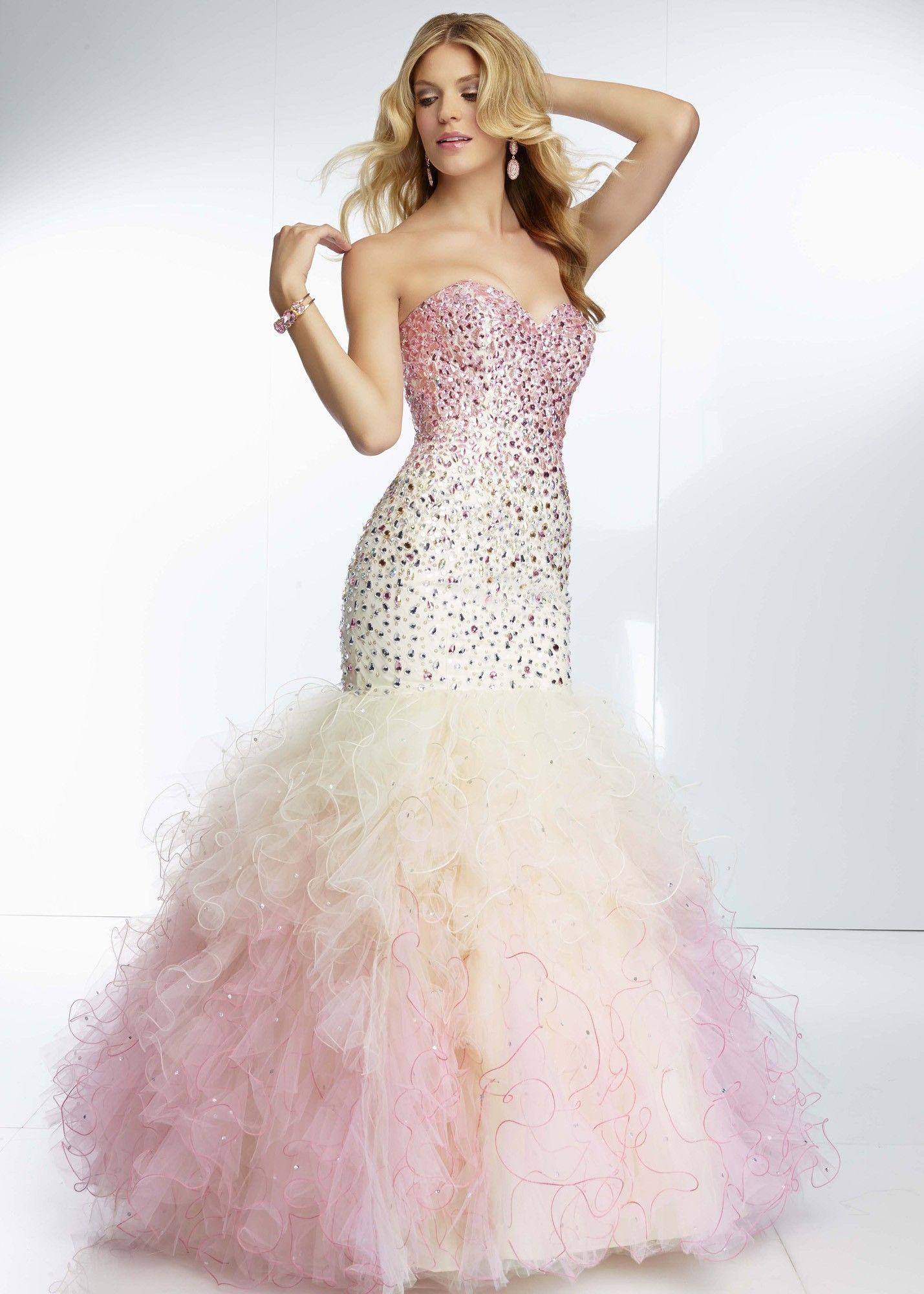 Prom Dress Prom Dresses   Pink Prom   Pinterest