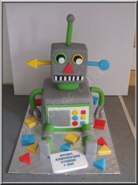 Recette de gateau au robot
