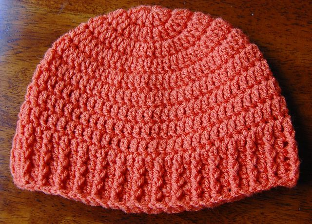 9fe6e0336e2 Ravelry  Men s Crochet Hat pattern by Jayna Grassel