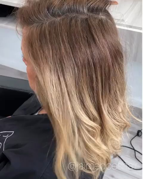 HAIR TRANSFORMATION BY PROFESSIONAL NO  47 is part of Brown hair balayage -