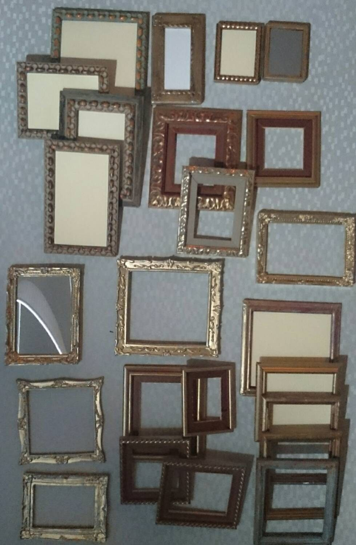 Set of 4 frames metal Esc. 1 / 12 | Pinterest | Formato, Marcos y ...