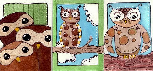 More Owls | by MerricatZ