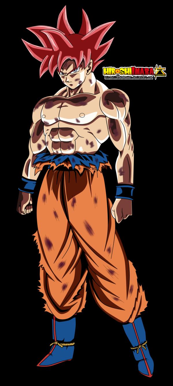 I Finally Decided To Upload This To Da I Ve Frequently Said That Ultra Instinct Was The Missing Half Of Super Saiyan Goku Ultra Instinct Goku Super Saiyan God