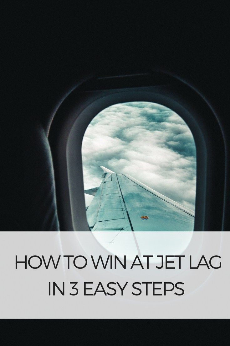 How to win at jet lag in 3 steps to flying West to East ...