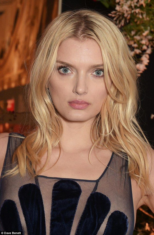 47e3e7917 Lily Donaldson attends The Backstage Gala in aid of The Naked Heart.
