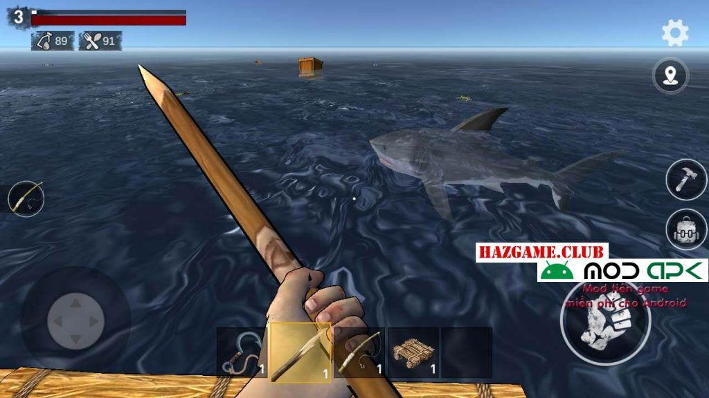 Raft Original Survival Game Guide