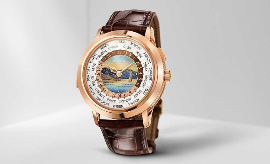4167578b7a59 Luxury watch brand Patek Philippe and others make headlines with new models  at Baselworld 2018.