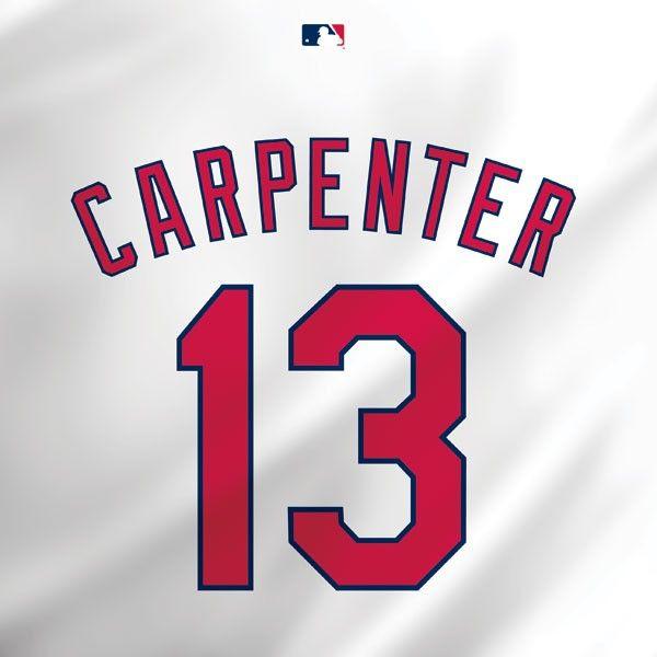 St. Louis Cardinals Matt Carpenter #13