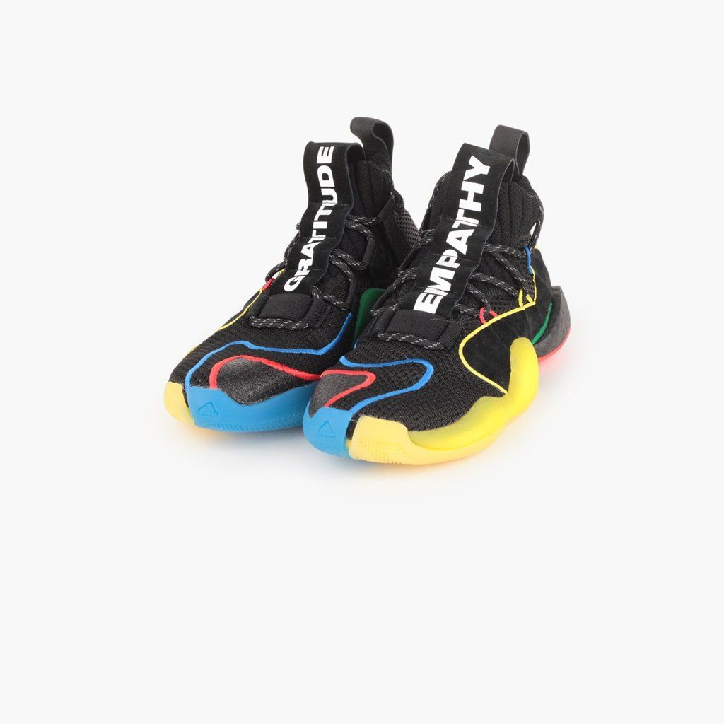 newest collection ec881 dc715 adidas Originals by Pharrell Williams Crazy BYW LVL | kicks ...
