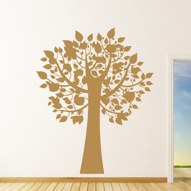 Tree Branches Wall Sticker Nature Wall Art